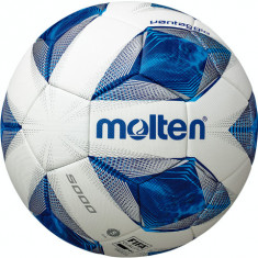 Minge fotbal Molten F5A5000 FIFA QUALITY PRO, ACENTEC TEHNOLOGY, pentru competitie, marime 5 foto
