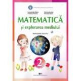 Matematica si explorarea mediului manual pentru clasa a II-a - Constanta Balan. Editura Didactica si pedagogica, Clasa 2, Manuale