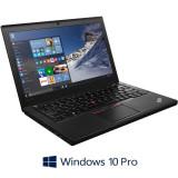Laptopuri Refurbished Lenovo ThinkPad X260, i5-6300U Gen. 6, Windows 10 Pro
