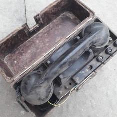Telefon militar romanesc de campanie comunist RSR