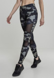 Cumpara ieftin Ladies Camo Tech Mesh Leggings Urban Classics XS EU