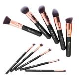 Set profesional make-up Be Perfect, 10 pensule, husa inclusa, General