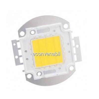 Modul COB LED 30W Alb Rece pentru Proiector LED foto