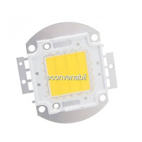 Modul COB LED 30W Alb Rece pentru Proiector LED