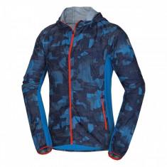 Jachetă bărbați alergare NORTHFINDER Deon BU-3571SII, Albastru, L
