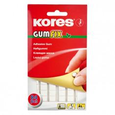 Pastile adezive Kores Gumfix