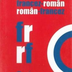Minidictionar francez-roman, roman-francez, corint