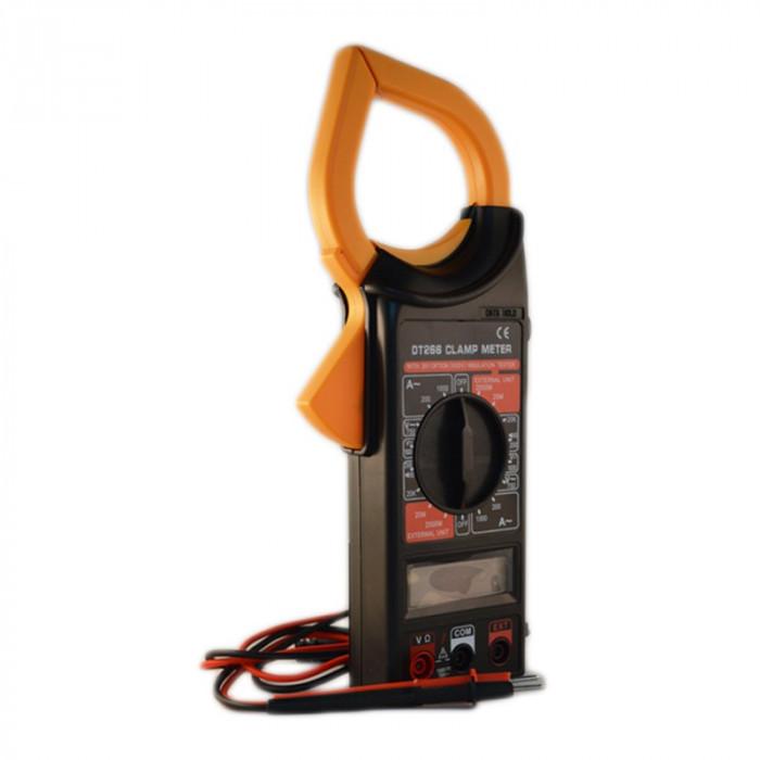 Clampmetru digital DT266, baterie 9 V