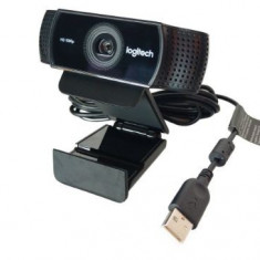 Webcam Logitech C922 Pro model 2019 Videochat, Vlogging