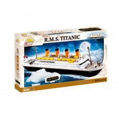 TITANIC RMS COBI, joc de constructie (600 piese), compatibil LEGO