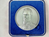 Medalie Alexandru Ioan Cuza Monetaria Statului