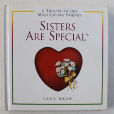 SISTERS ARE SPECIAL - A TRIBUTE TO OUR MOST LOVING FRIENDS , compiled by LUCY MEAD , 2001