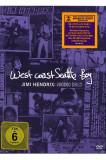 Jimi Hendrix West Coast Seatlle Boy (dvd)