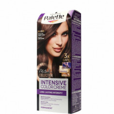 Vopsea de par permanenta Palette Intensive Color Cream 6-280 Blond inchis metalic, 110 ml