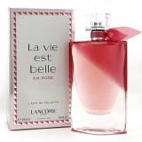 Lancome La Vie Est Belle en Rose Eau de Toilette femei 100 ml