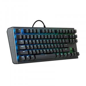 Tastatura gaming Cooler Master CK530 RGB Gateron Brown Mecanica