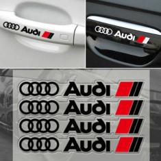 Sticker maner Audi