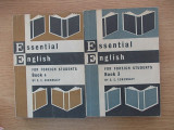 ESSENTIAL ENGLISH FOR FOREIGN STUDENTS BOOK 3 AND 4-CE ECKERSLEY-R6E