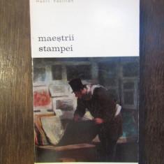 MAESTRII STAMPEI - HENRI FOCILLON