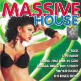 CD Massive House, original, muzica electronica