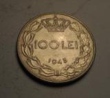 100 lei 1943 UNC