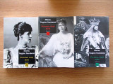 POVESTEA VIETII MELE, MARIA- REGINA ROMANIEI, 3 VOLUME, 1997, cu dedicatie, r4d