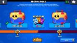 Cont de brawl stars 11 500 trofee