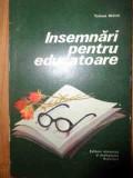 Insemnari Pentru Educatoare - Tatiana Badica ,537949
