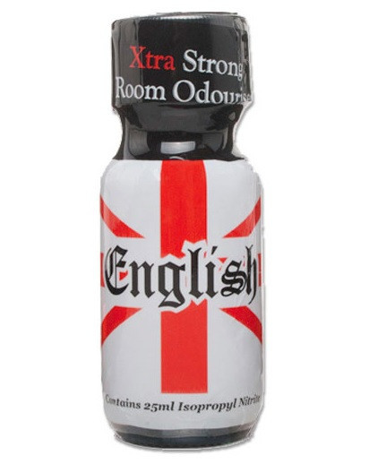 ENGLISH XTRA STONG Poppers 25ml, aroma camera, ORIGINAL, SIGILAT, rush, popers PUTERNIC!!!