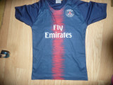 Tricou pt copii -Echipa Paris Saint Germain nr 10 Neymar Jr ,H=55 cm