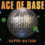 CD - Ace Of Base - Happy Nation