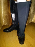 Cizme piele dama