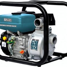 Motopompa apa curata Könner&Söhnen Germany, KS 50, debit 30 000 l/h