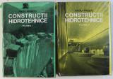 CONSTRUCTII HIDROTEHNICE , VOL. I - II de RADU PRISCU
