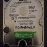 Hard disk desktop SATA 500Gb Western Digital - Green Power CU PROBA