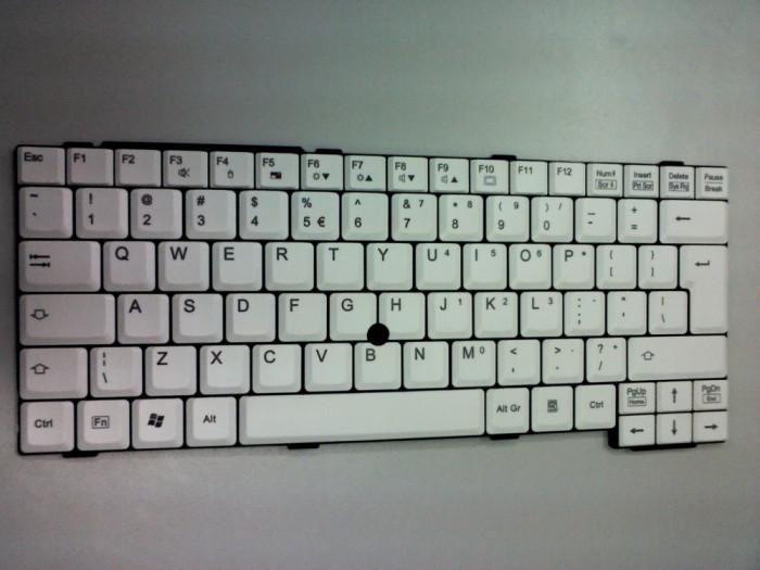 Tastatura NOUA laptop Fujitsu Lifebook E8010 E8010D E8020 E8420 H700 CP297221-02