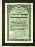 Titlu De Stat Obligatiune Germania-1942-100-Reichsmark