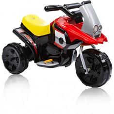 Motocicleta electrica pentru copii Rollplay 6V