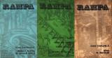 Dan Tărchilă, 3 vol. teatru