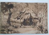 ARTHUR MENDEL (1872-1945) - GRAVURA, Abstract, Ulei, Altul