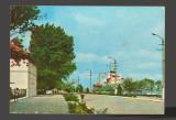 CPIB 17190 CARTE POSTALA - SULINA. VEDERE DIN PORT, VAPOR, Circulata, Fotografie