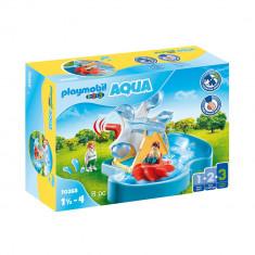 Playmobil 1.2.3 - Carusel acvatic