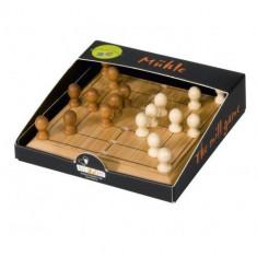 Moara Joc de logica si inteligenta lemn
