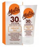 Lotiune Protectie Solara Acceleratoare MALIBU Miracle Tan SPF 30 150ml