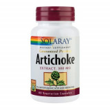 Artichoke(Anghinare) 300mg, 60cps, Solaray