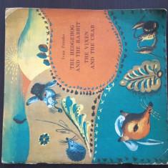 Ariciul și iepurele - Vixenul și crabul. 1982