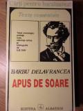 APUS DE SOARE-BARBU DELAVRANCEA