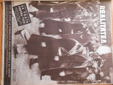 Revista Realitatea Ilustrata, 5 febr. 1936, regele Carol II, funeraliile George