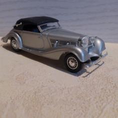 Macheta Mercedes, Solido scara 1/43