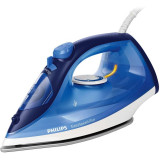 Fier de calcat Philips EasySpeed Plus GC2145/20, Talpa Ceramica, 2100W, abur 110 g, Albastru